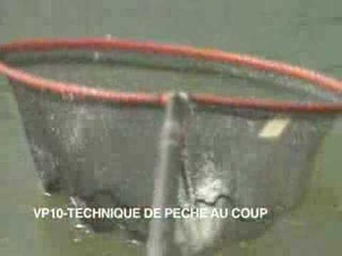 Technique de pêche au coup (existe en DVD & VOD)