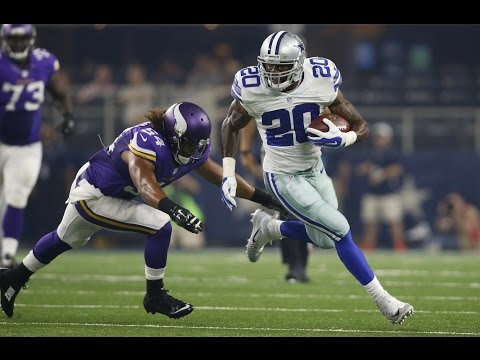 Darren Mcfadden COWBOYS Highlights