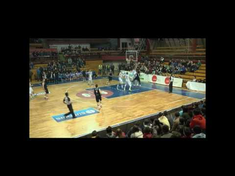 Ty Harris 2015/16 Highlights Macedonia 1st League (BC Best Gevgelija)
