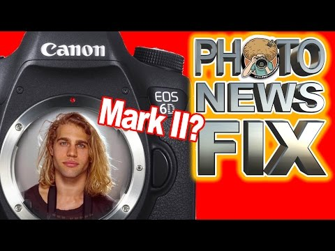 PHOTO NEWS FIX: $50,000 B+W-Only Camera, CANON 6D Mark II Coming Soon? Tri-Lens May be in Trouble...