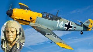Немецкий летчик не поверил, что опытного аса сбил 20-ти летний мальчишка да ещё в первом своём бою