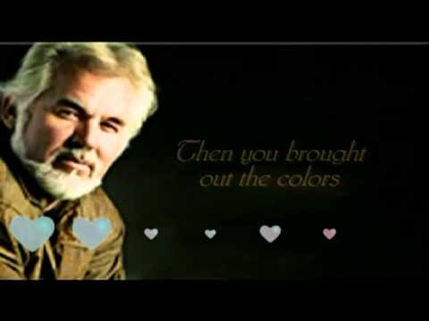 Kenny Rogers- You Decorated My Life w/ lyrics