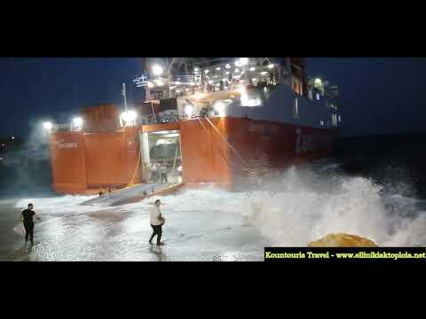 DIONISIOS SOLOMOS-26/9/2020-Port of Sikinos- Cpt Michalis Lignos-Kountouris Travel