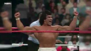 "Ricky ""The Dragon"" Steamboat Custom Titantron (HOF Clips)"