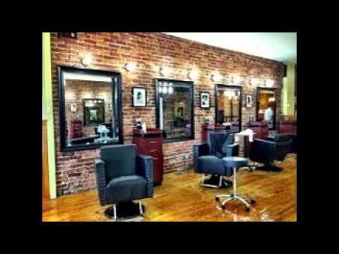 Hair Salon Wall Decor hair salon wall decor - youtube