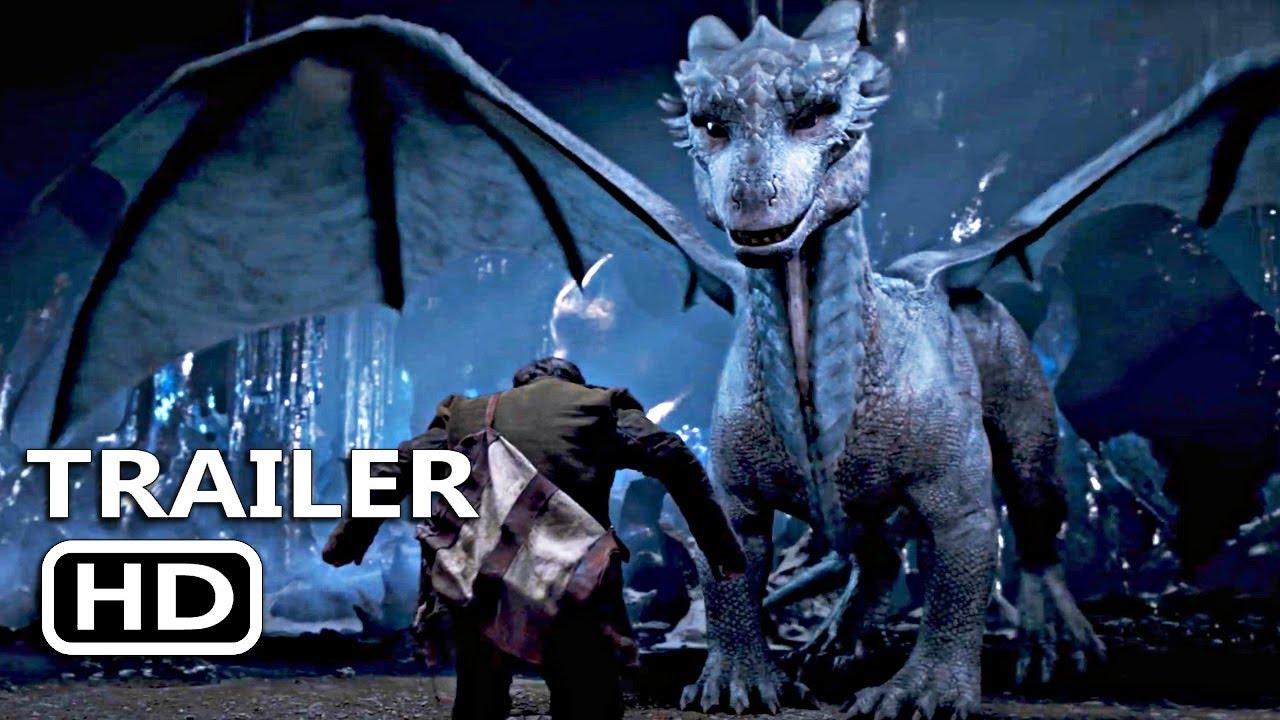 DRAGONHEART 5: VENGEANCE Teaser Trailer (2020)