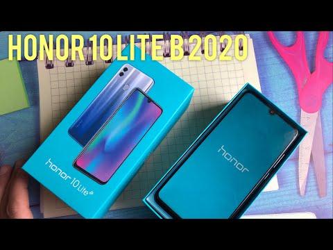 Honor 10 Lite Обзор бестселлера