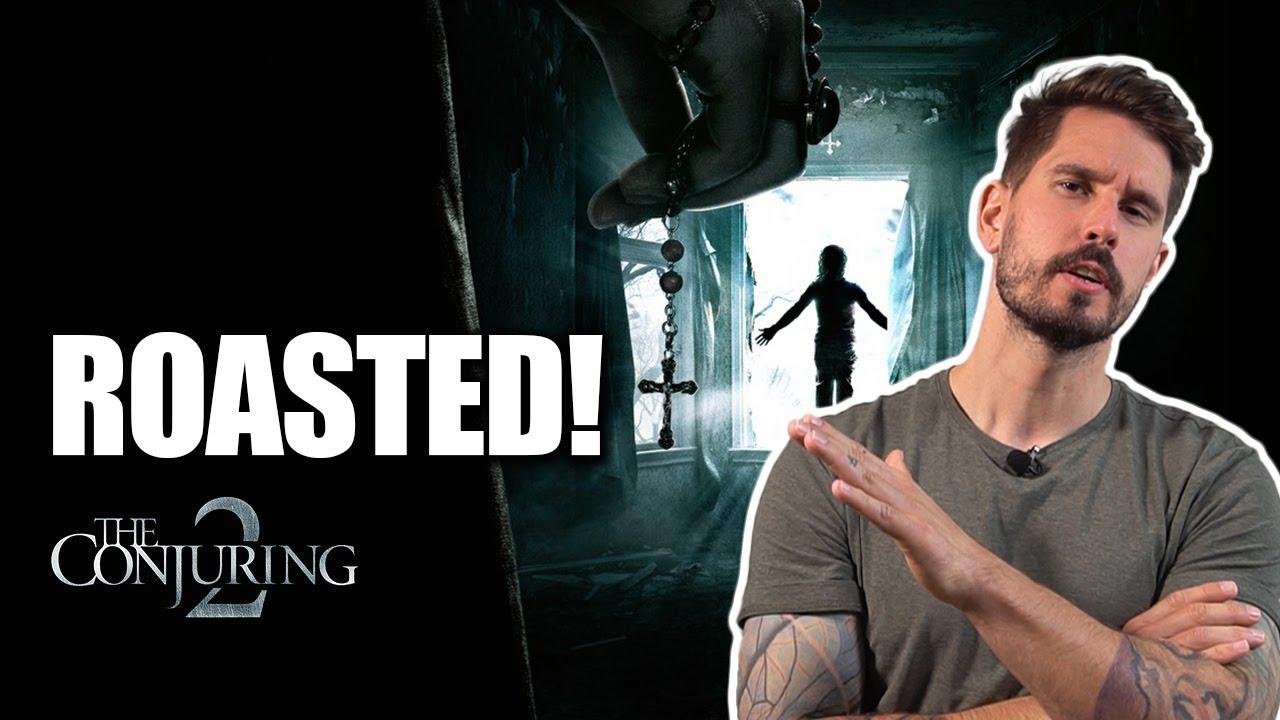 ROASTED! #15: The Conjuring 2 - alebo dôkaz, že starí ľudia sú mrzutí aj po smrti...
