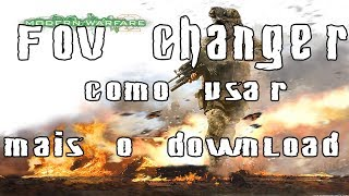 Como usar FOV Changer no MW2 e Download