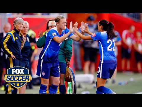 Mia Hamm joins Women's World Cup Today