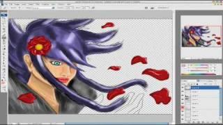 How to Draw Guren (Naruto Anime)