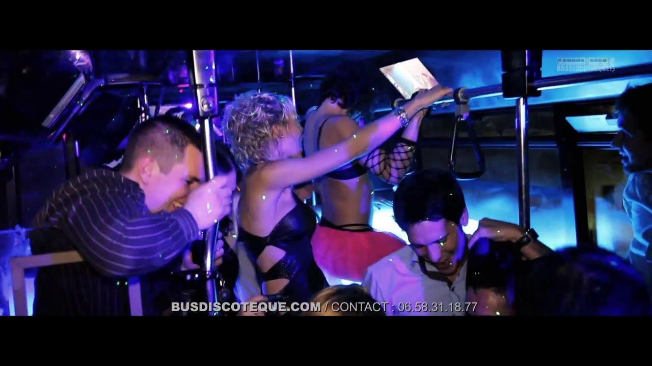 bus discotheque gar on remets nous des gla ons soir e en bus discoth que paris youtube. Black Bedroom Furniture Sets. Home Design Ideas
