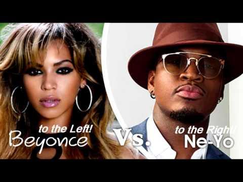 Irreplaceable Remix - Beyonce vs Ne-Yo