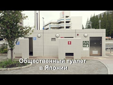 Общественные туалеты в
