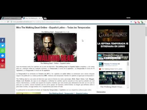 Mira The Walking Dead Online   Español Latino   Todas las Temporadas   Planeta Tv Online HD   Google