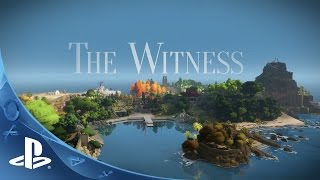 The Witness - Release Date Trailer | PS4