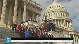 الحزب الجمهوري يجمع على إعادة تعيين بول راين رئيسا لمجلس النواب