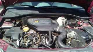 Moteur de Clio 2 phase 1 (1,9L Diesel)