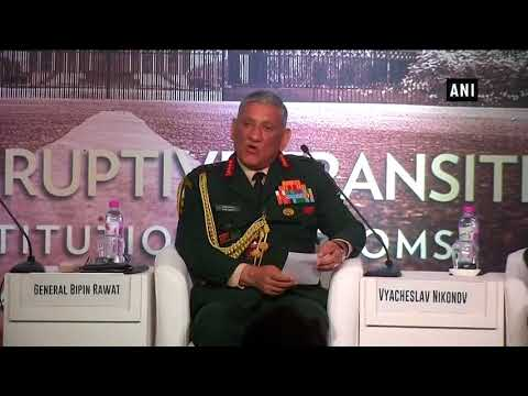We need to put some checks on Internet for safe environment: General Rawat