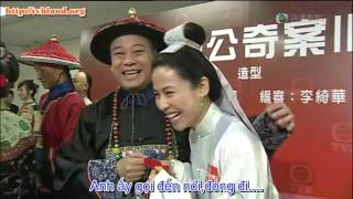 """[Vietsub] Ra mắt tạo hình phim """"Kỳ án nhà Thanh 2"""" - 7/8/2008"""