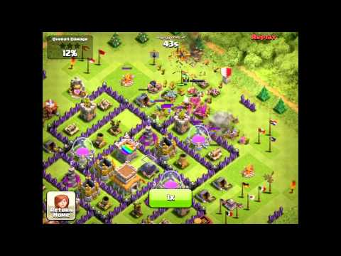 [Defense] Barbarian King & Mass Tier 1 Troops