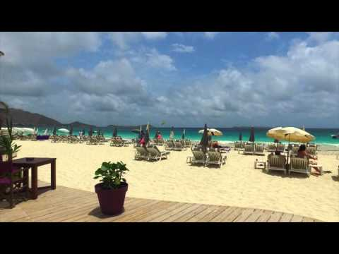 The Best Beach Bars on Orient Bay, St Martin