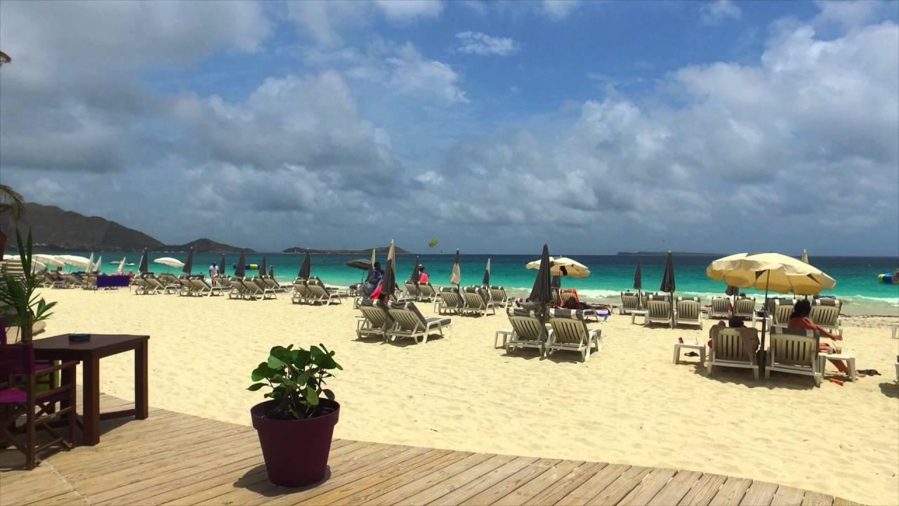 Best St Maarten Beach Bars