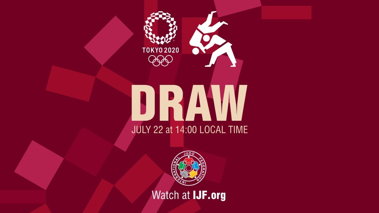 Download Draw Judo - Olympic Games Tokyo 2020