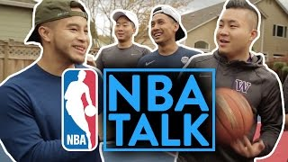 NBA TALK: Season Opener 2016-17 w/ RICHIE LE, TAN TANG pt. 1/2