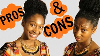 Pros and Cons of Having Natural Hair