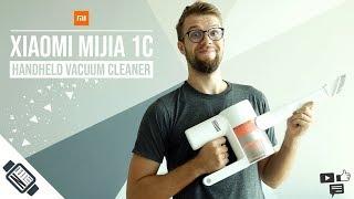 Xiaomi Mijia 1C Vacuum: Cleaning & Battery Test!