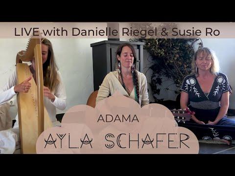 "Ayla Schafer ""Adama"""