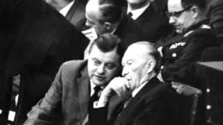 1953-10-20 - Konrad Adenauer - Regierungserklärung im Bundestag (2/5)