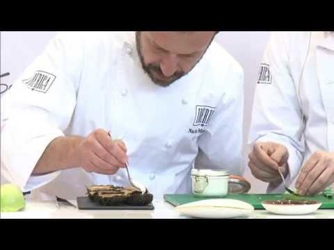 Nacho Manzano & Cesar Garcia cook in Chef Live at NRB 2015