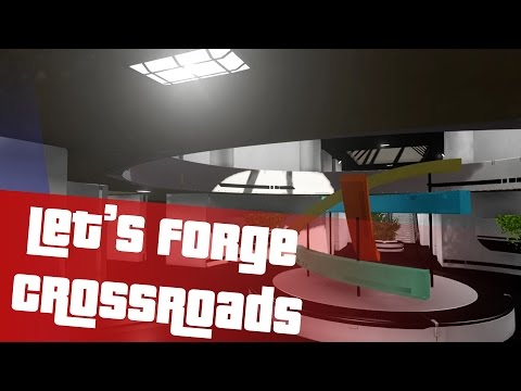 Let's Forge: Crossroads