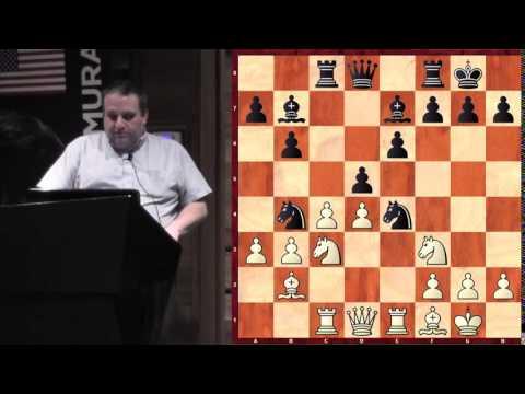 The Legend: Vasily Smyslov - GM Ben Finegold - 2014.12.04