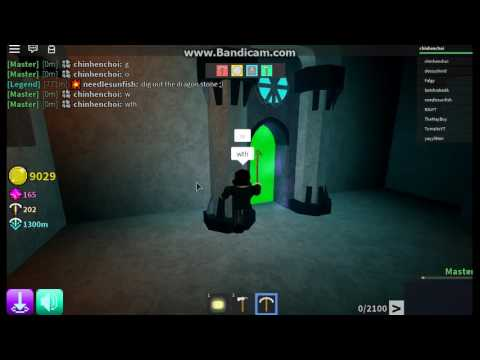 Roblox Azure Mines How To Get Savior Badge (EASY!)