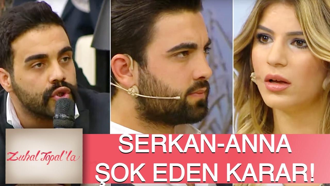 Zuhal Topal'la 121. Bölüm (HD)   Serkan ve Anna'dan Şok Karar!