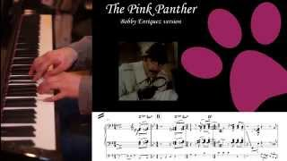 """The Pink panther""- Piano cover (Jazz version)"