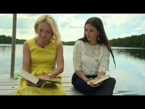 Sanna Lundell ger sina bästa boktips  Nyhetsmorgon TV4
