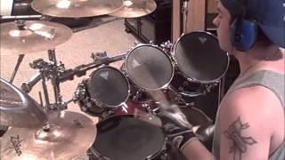 Am I Evil-Metallica Drum Cover