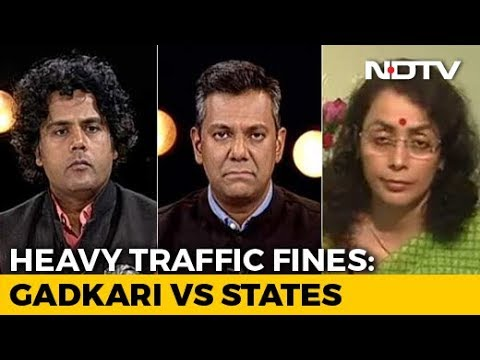 Left, Right & Centre | Why Are States Opposing Heavy Traffic Fines?