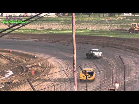 IMCA Sport Compact Heats Wakeeney Speedway 5-25-15