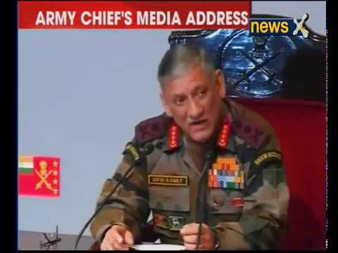 Army Chief General Bipin Rawat assures jawans, says grievance box will be posted at all army posts
