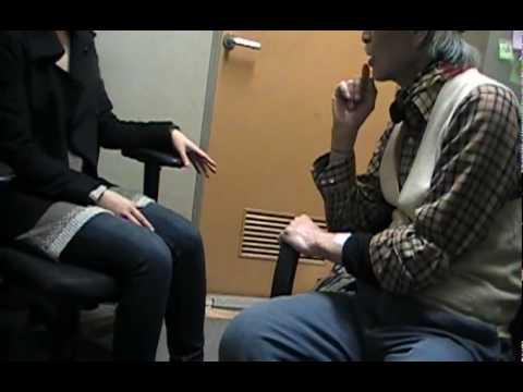 人権110番 痴漢被害女性へのインタビュー