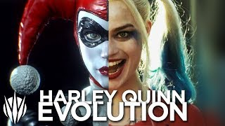 HARLEY QUINN EVOLUTION (FULL) 1993-2017 thumbnail