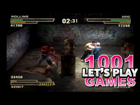 Def Jam: Fight for NY (PS2) - Let's Play 1001 Games - Episode 63