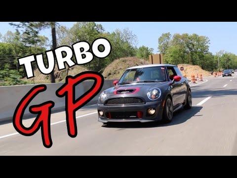 Mini Cooper Gp Review Juiced Up Go Kart