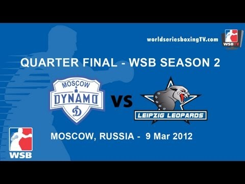 Moscow vs Leipzig - Quarter Final WSB Season 2