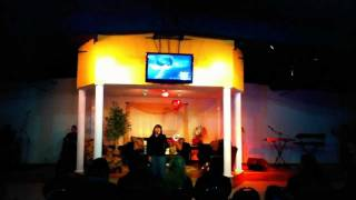 "CINDY MEJIA_El alma_Iglesia ""La Roca""_North Carolina"